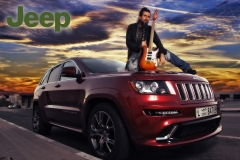 Jeep & Bumblefoot Campaign - Commercial Photography