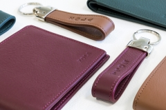 Zola Leather Accessories - Product Photography