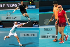 The IPTL Tennis League - Sports Photography