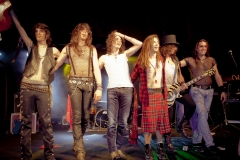 Guns N Roses Tribute Act in concert - Live