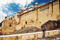 Amer Fort - Jaipur, India - Cityscapes